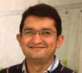 Dr Taslimarif Saiyed