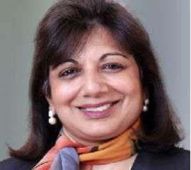 Ms. Kiran Mazumdar Shaw