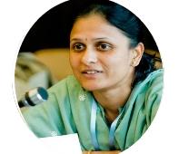 Dr. Beena Joshi